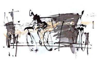 Artur Majka , Tylko rower